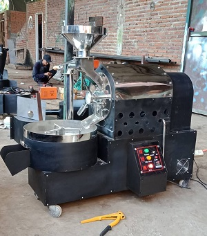 Mesin Roaster Kopi Malang Graha Mesin small 1