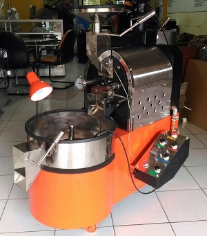 Mesin Roasting Kopi Graha Mesin