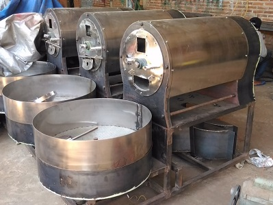 mesin roaster kopi graha mesin malang 2
