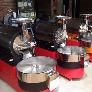 mesin roasting kopi cafe dan roaster