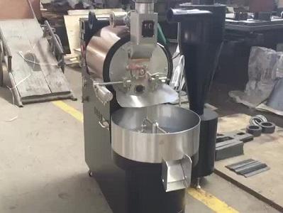 proses pembuatan mesin sangrai