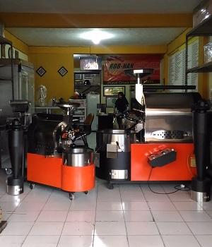 mesin sangrai kopi robhan coffee roaster