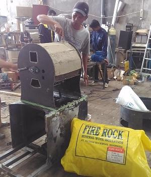 proses pembuatan mesin roasting kopi sangrai kakao